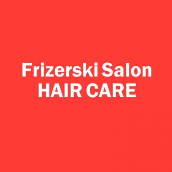 Frizerski salon Hair Care