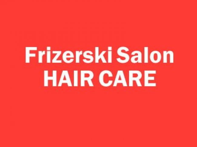 Frizerski salon Hair Care